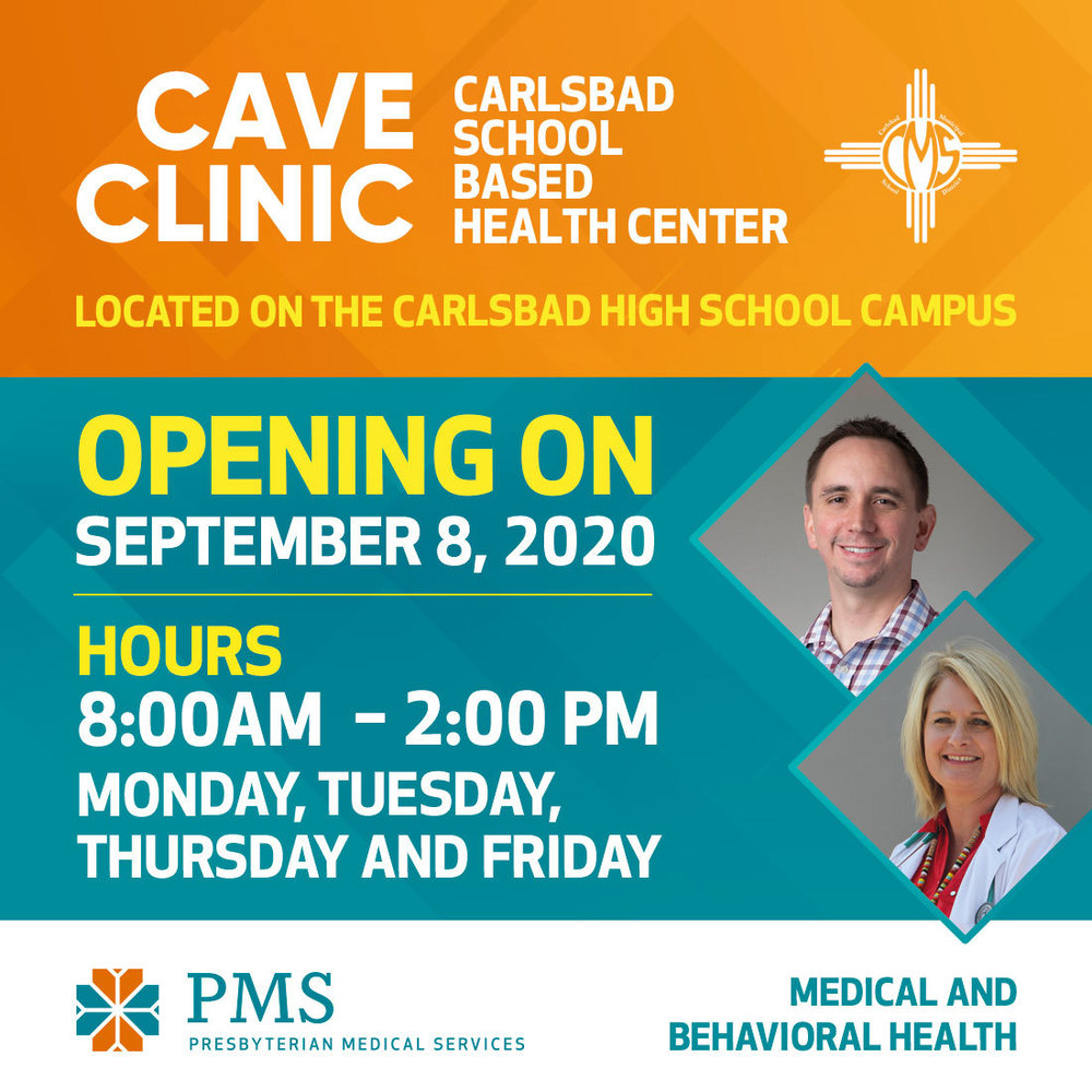 The CAVE Clinic is Opening!