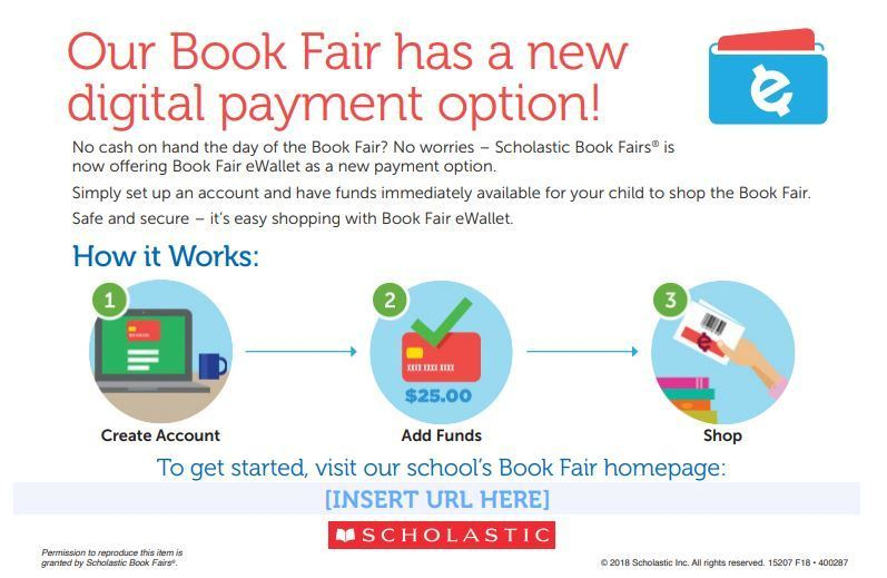 2019 Scholastic Book Fair